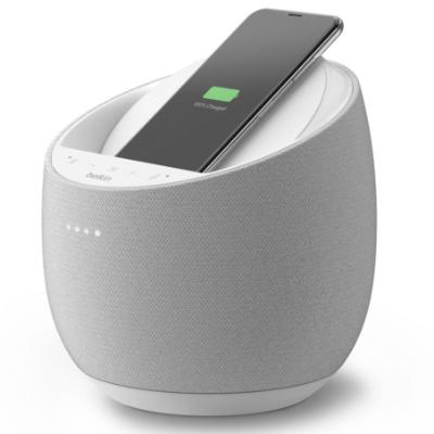 Belkin Soundform Elite Hi-Fi 智能喇叭 + 無線充電器