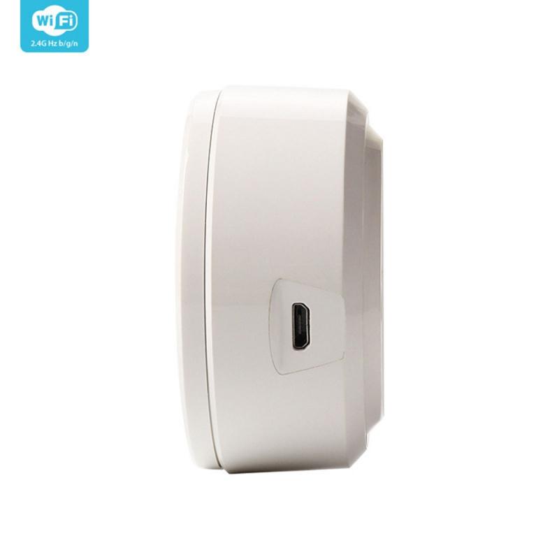 Wifi 智能溫度濕度警報器