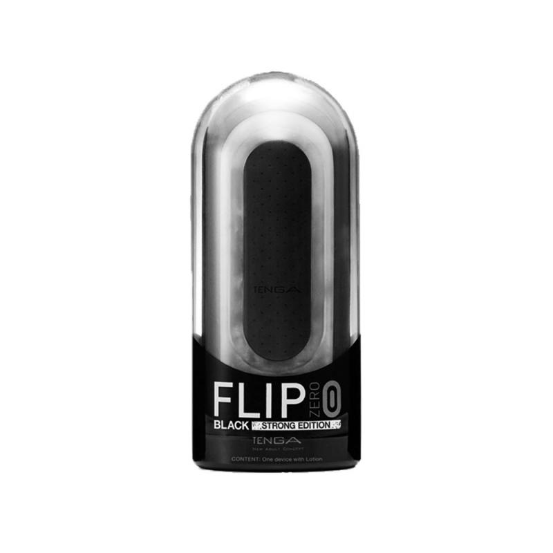日本Tenga Flip (0) Zero Black -黑色真空式飛機杯