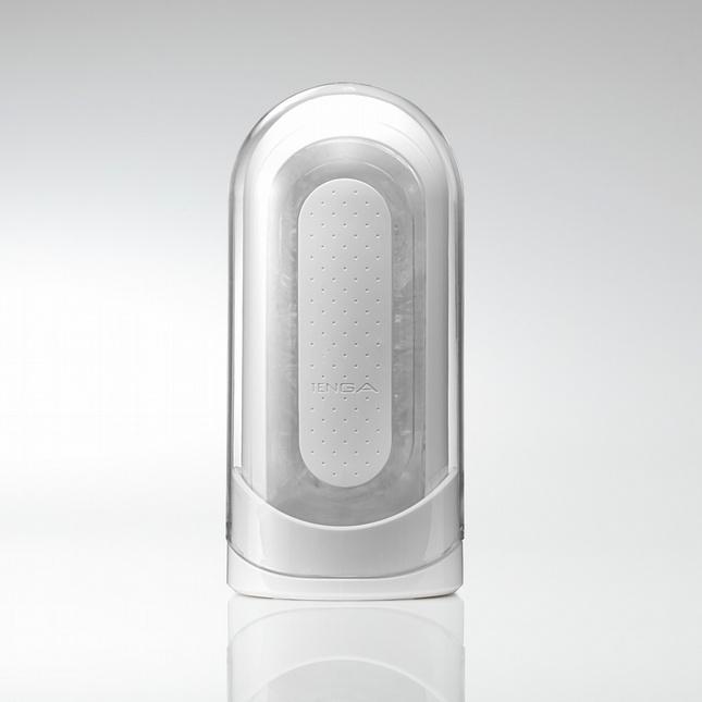日本Tenga Flip (0) Zero 真空式飛機杯(白色)