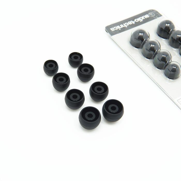 Audio Technica 鐵三角 ER-CKM55 鐵三角耳機通用原裝硅膠耳