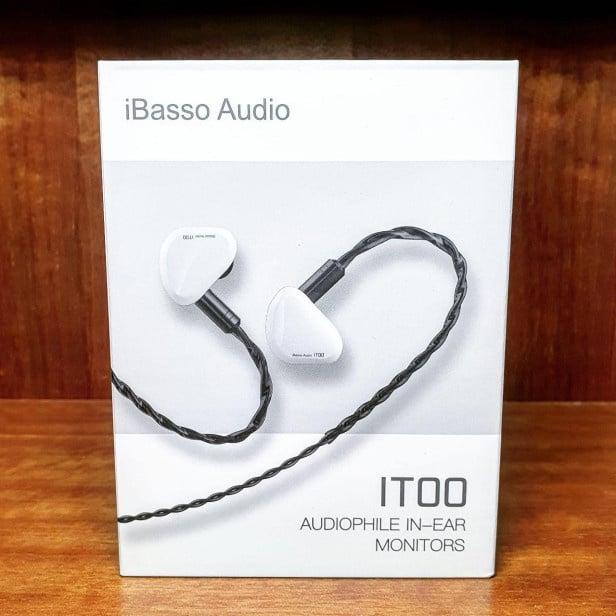 iBasso IT00 Graphene Diaphragm Dynamic Driver Audiophile In-Ear Earphone
