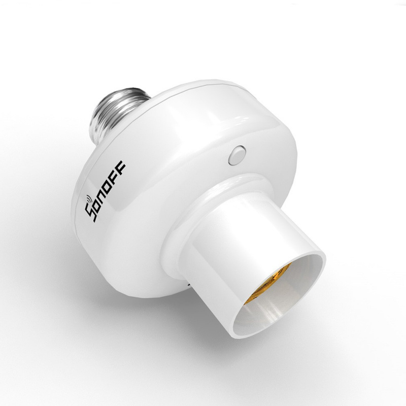 SONOFF WiFi智能燈泡座 433MHz
