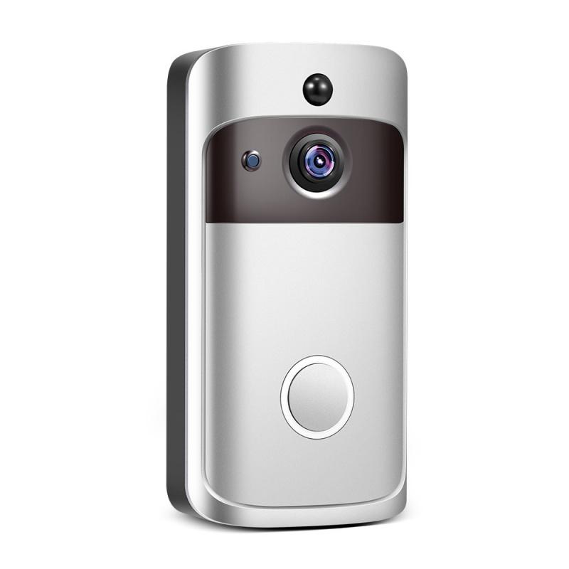 雙向音頻的智能家居1080P高清WiFi門鈴