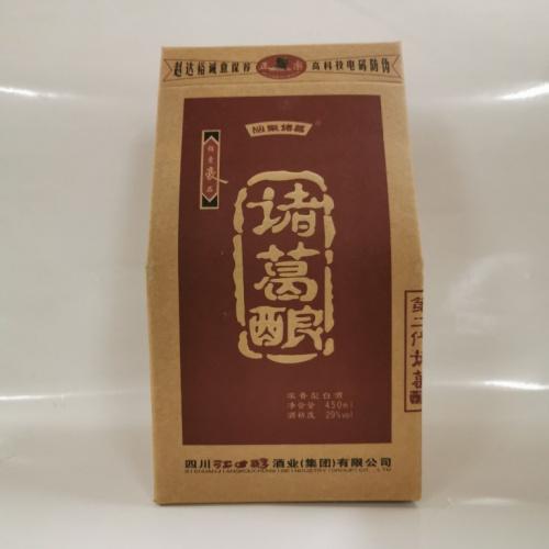 諸葛釀 濃香型白酒 $680/箱