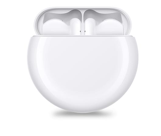 Huawei FreeBuds 3(白色)頂級真無線耳機 智能降噪技術