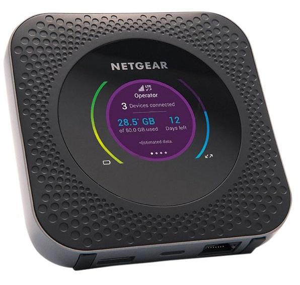 Netgear Nighthawk M1 Wi-Fi 裝置