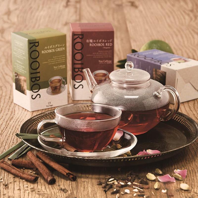 日本【生活の木】零咖啡因 南非博士茶 伯爵茶 2gx15包【市集世界 - 日本市集】