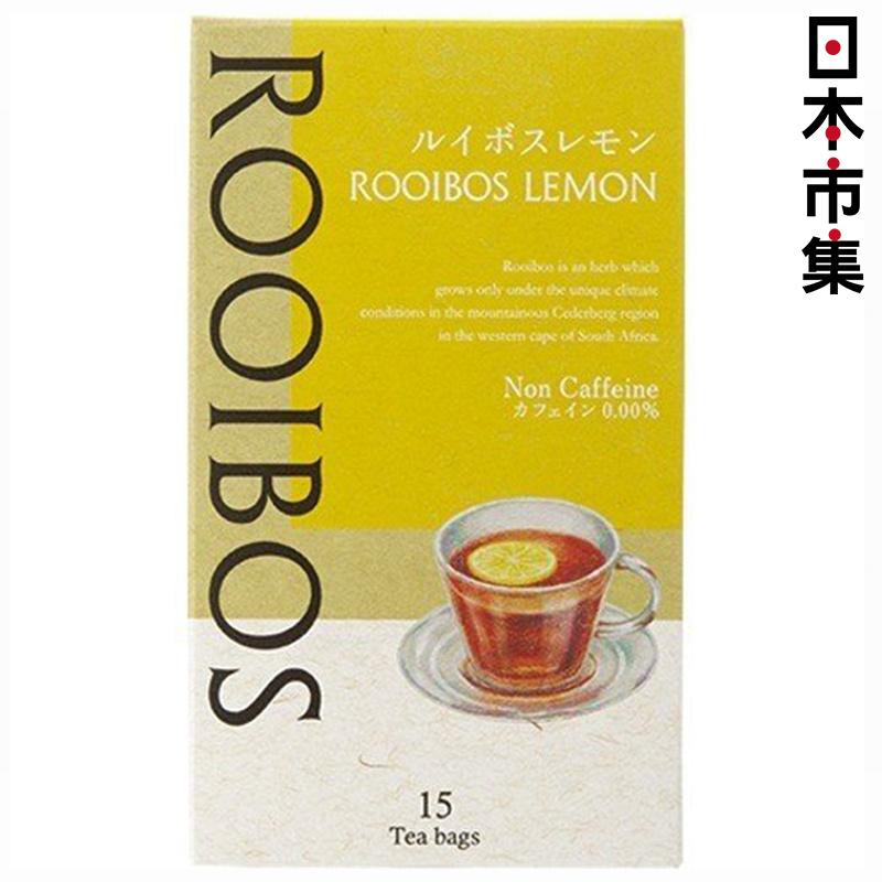 日本【生活の木】零咖啡因 南非博士茶 檸檬茶 2gx15包【市集世界 - 日本市集】