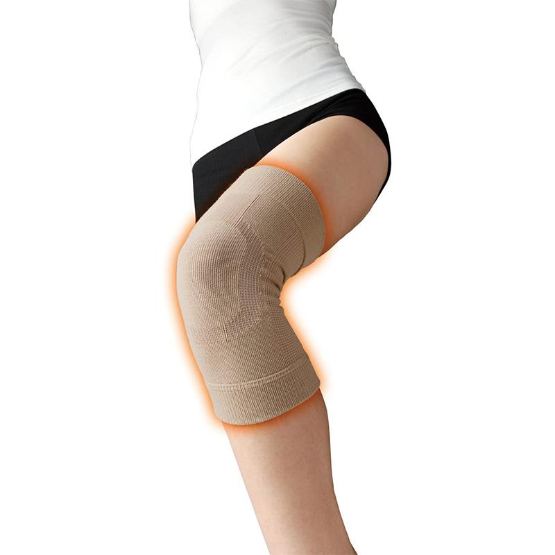 日本Dr. Pro 遠紅外線 抗菌防臭 膝蓋防護套(膝蓋圍:約24-46厘米)【市集世界 - 日本市集】