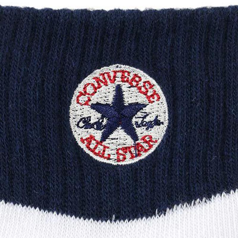 日版 Converse 3對裝運動襪(465) 23~25cm【市集世界 - 日本市集】