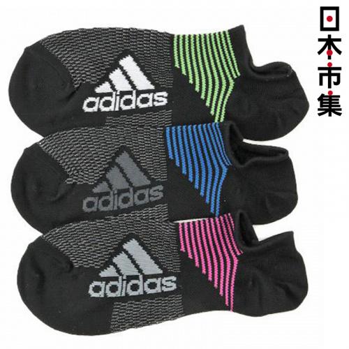 日版 Adidas 3對裝運動襪(390) 24~26cm【市集世界 - 日本市集】