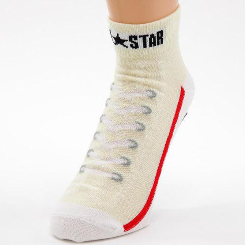 日版 Converse 3對裝運動襪(841) 25~27cm【市集世界 - 日本市集】