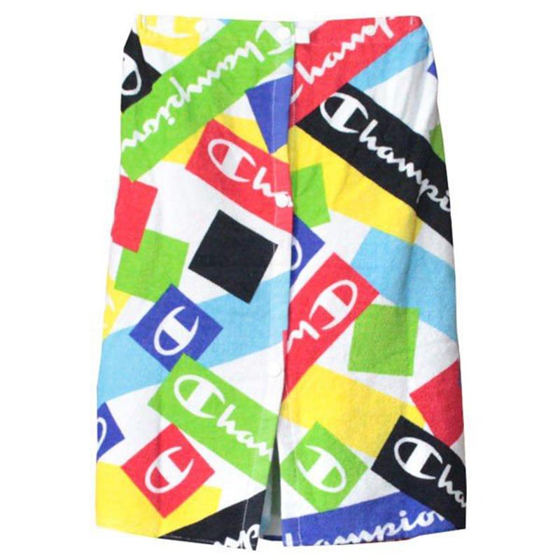日版 Champion 沙灘毛巾(099) 60x115cm【市集世界 - 日本市集】