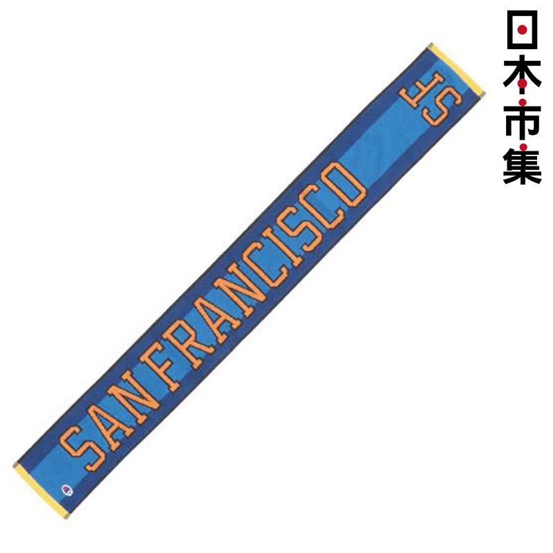 日版 Champion【SAN FRANCISCO】純棉運動毛巾(208) 15x120cm【市集世界 - 日本市集】