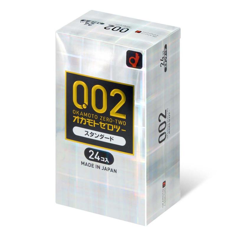 岡本 0.02 EX安全套 24片裝 (日版)
