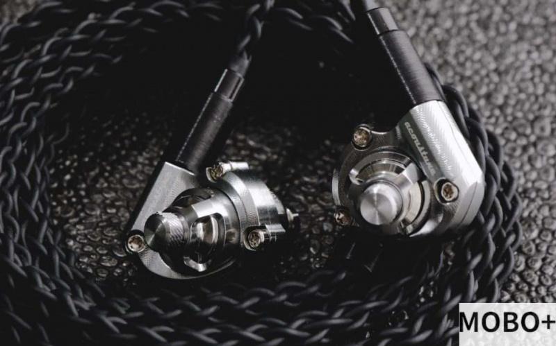 Acoustune 金屬精鑄HS1677SS耳機 - Two Tone銀色