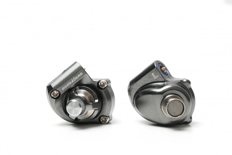 Acoustune HS1697TI 鈦金屬耳機