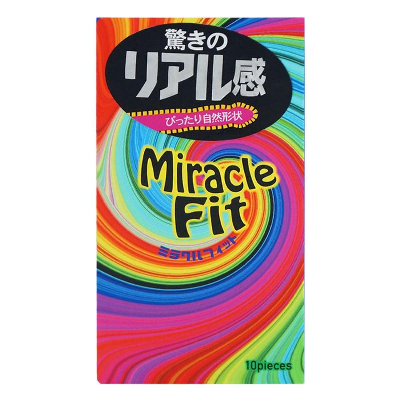 日本相模Sagami 奇妙貼身乳膠安全套(10片裝)