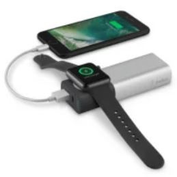 Belkin Valet Charger Power Pack 6700 mAh Apple Watch + iPhone 行動充電器