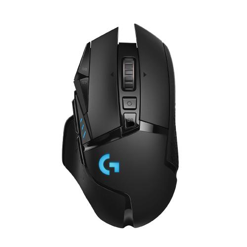 Logitech G502 LIGHTSPEED 無線滑鼠