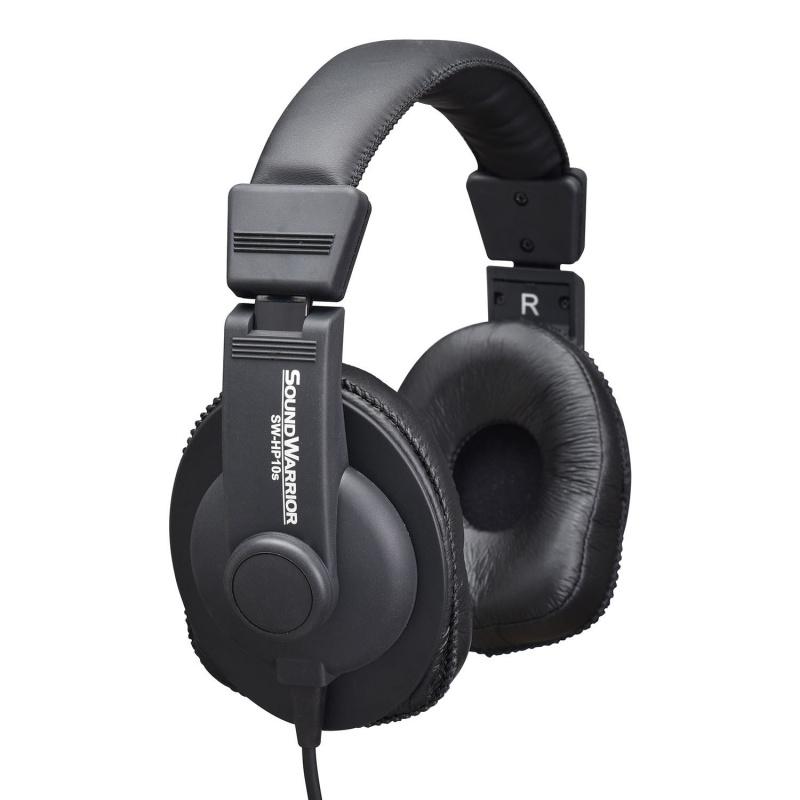 SoundWarrior SW-HP10S 監聽耳罩