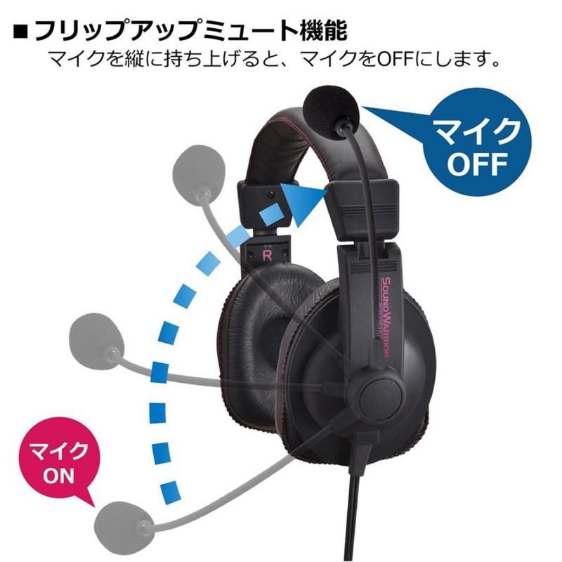 SOUND WARRIOR SWD-HS10 頭戴式耳機連咪 (網店限定優惠)