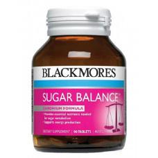 Blackmores 澳佳寶 Sugar Balance 血糖平衡片 90粒