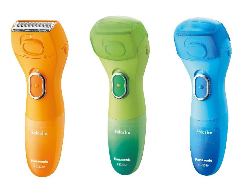 Panasonic ES2235PP 女士全身電動剃毛器 [3色]