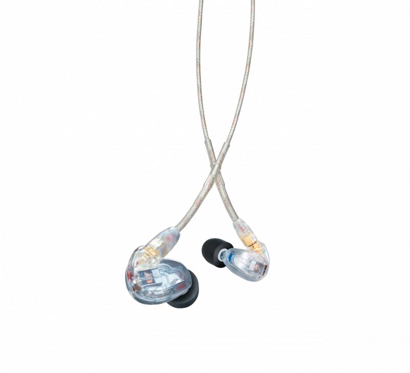 Shure SE315 全音域單動鐵入耳式隔音耳機