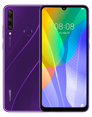 HUAWEI Y6p 智能手機