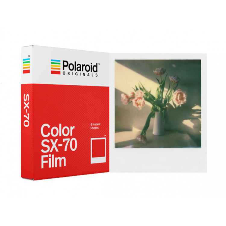 Polaroid color Film for SX-70