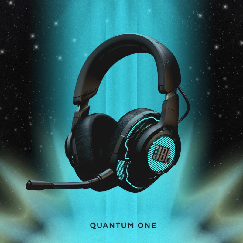 JBL Quantum ONE USB電競耳機