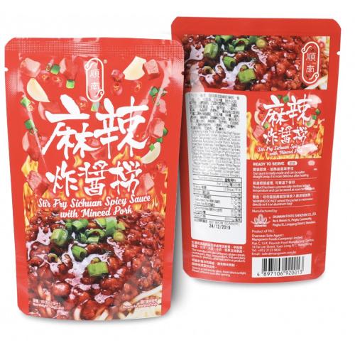 (順南)麻辣炸醬撈醬汁包 (150g) [1包]