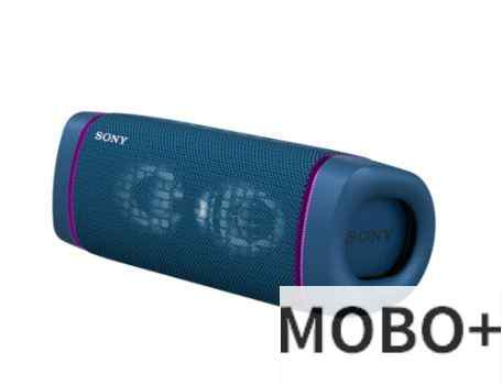 Sony EXTRA BASS™ 可攜式藍牙揚聲器 (SRS-XB33) [4色]