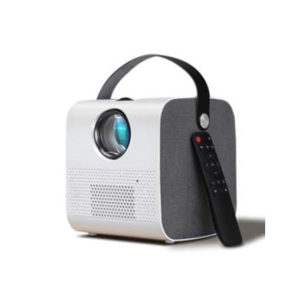 2020新款投影儀 山林Q3小型便攜4k 高清智能1080pwifi無線投影機