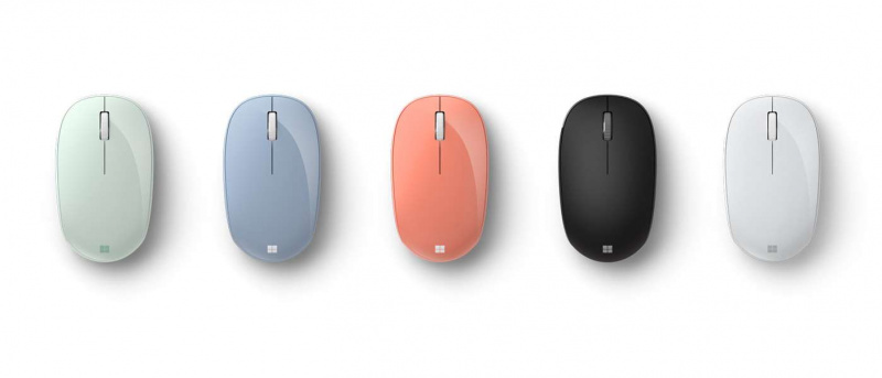 Microsoft Bluetooth Mouse 精巧藍牙滑鼠 [4色]