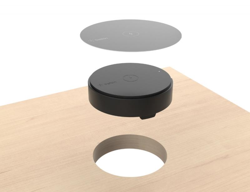 Belkin BOOST↑UP™ 隱藏式無線充電器