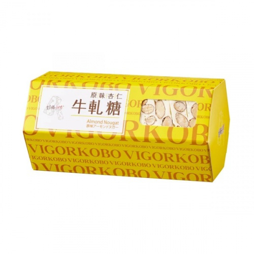 【維格餅家】原味杏仁牛軋糖 17入 (2盒)