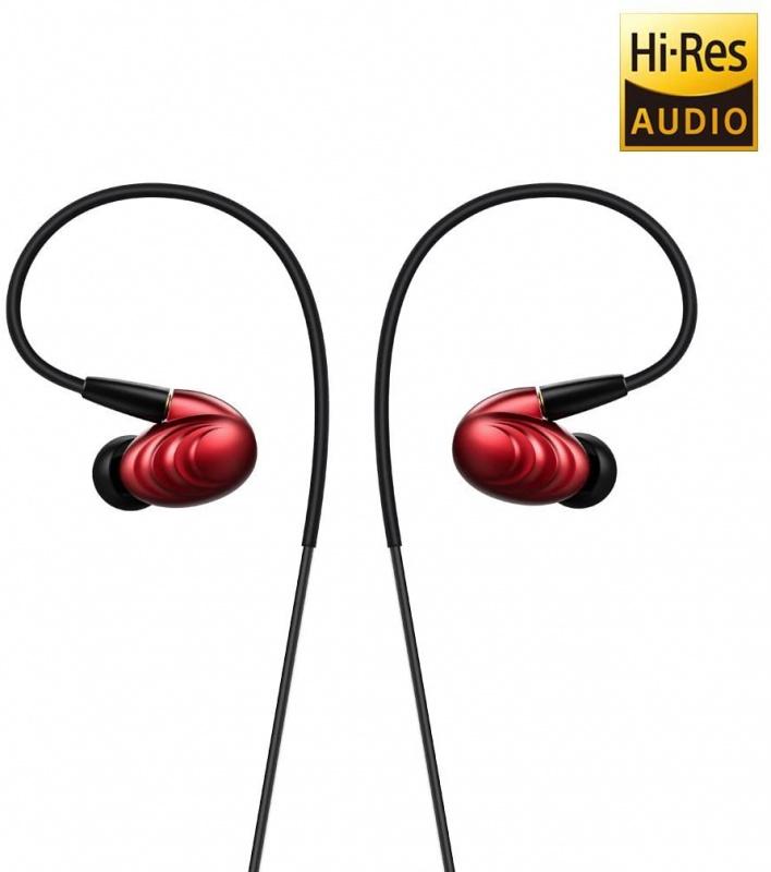 FiiO F9 入耳式線控耳機 (網店限定!!)