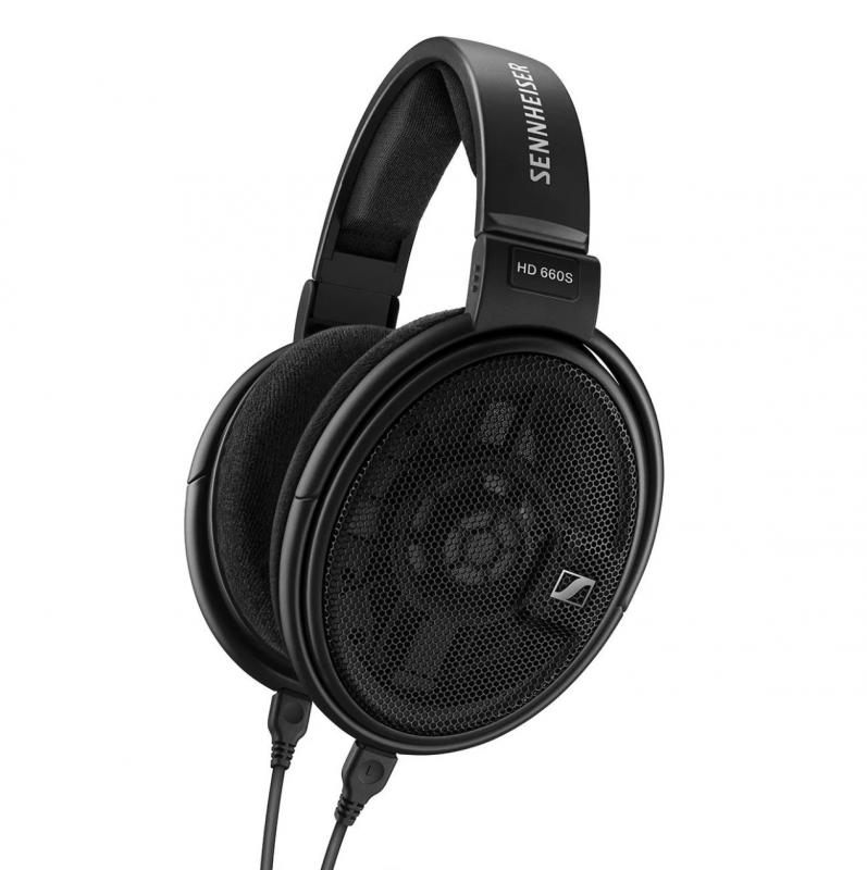 Sennheiser HD660S 開放式頭戴耳機