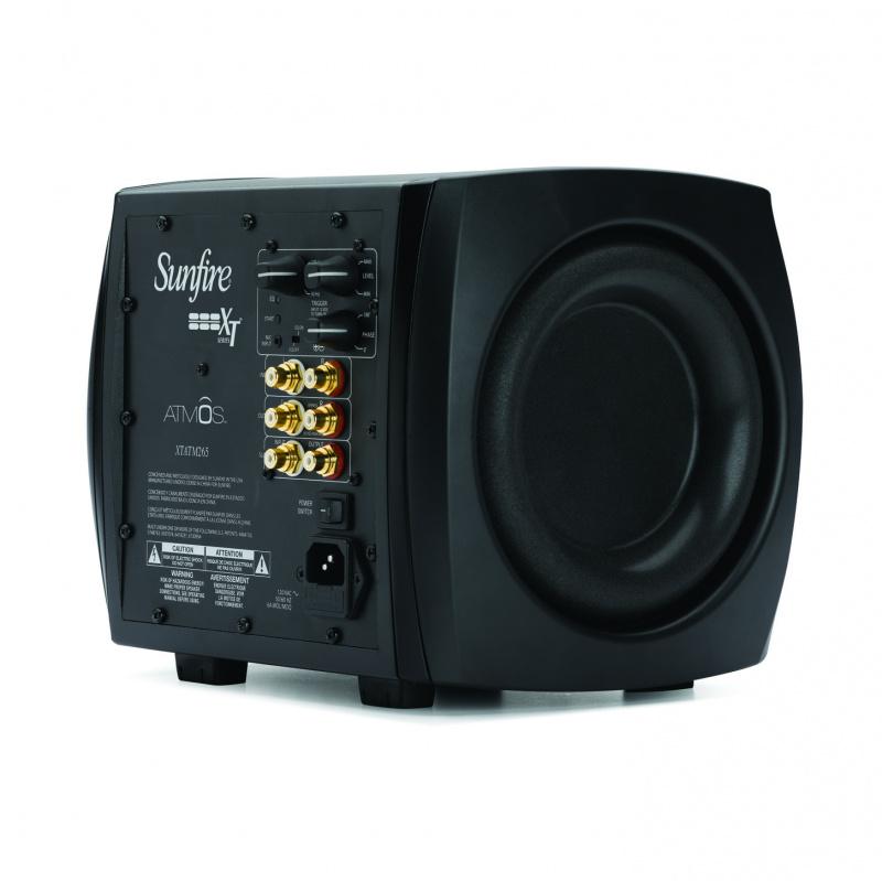 Sunfire ATMOS XTATM265 6.5吋雙驅動單元超低音喇叭