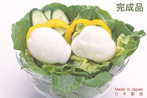 汽車圖型雞蛋變形器|日本製造