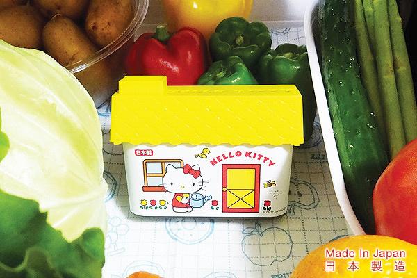Hello Kitty野菜室除臭劑 日本製造