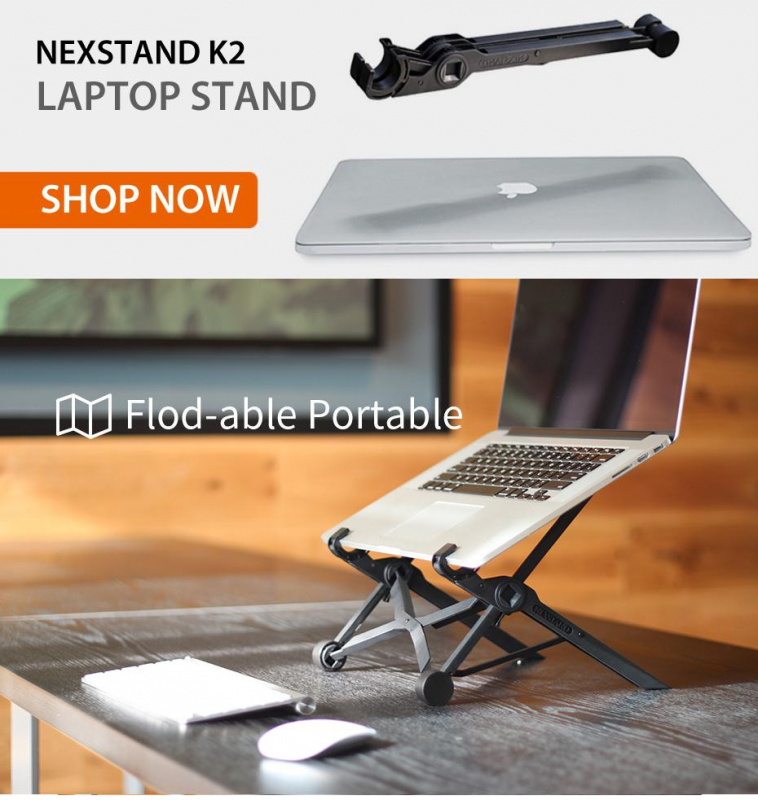 Nexstand K2 - Notebook / MacBook便攜升降架