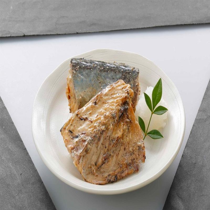 日版 極洋【鹽燒】鯖魚罐頭 90g [2件裝]【市集世界 - 日本市集】