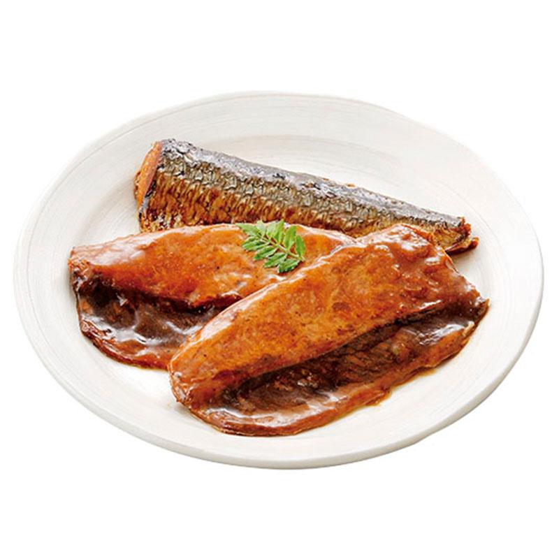 日版 極洋【蒲燒】秋刀魚罐頭 90g【市集世界 - 日本市集】