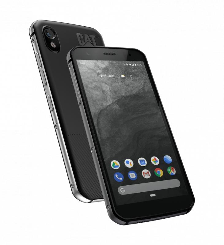 Caterpillar CAT S52 (4+64GB) 三防智慧型手機