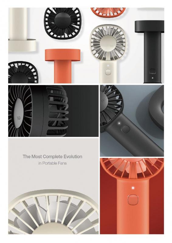 Lumena N9 Fan C 迷你便攜式風扇
