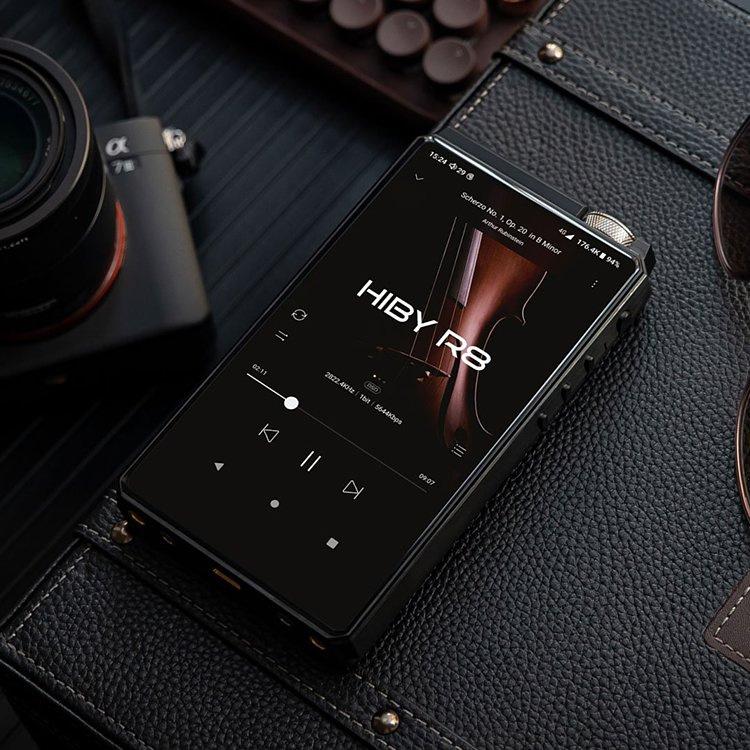 HiBy 海貝 旗艦級高清音樂播放器 R8